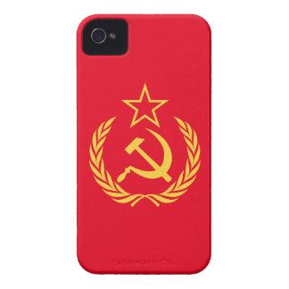 Coque iPhone 4 Case-Mate Drapeau de communiste de guerre froide