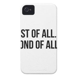 Coque iPhone 4 Case-Mate En second lieu de tous