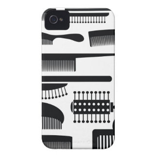 Coque iPhone 4 Case-Mate ensemble de peigne