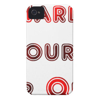 Coque iPhone 4 Case-Mate Essai dur