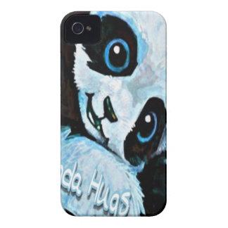 Coque iPhone 4 Case-Mate Étreintes de panda