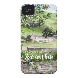 Coque iPhone 4 Case-Mate Ferme près de Thirlmere, secteur de lac,