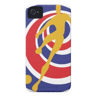 Coque iPhone 4 Case-Mate football du Costa Rica