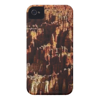 Coque iPhone 4 Case-Mate formations de terre d'ombre foncée