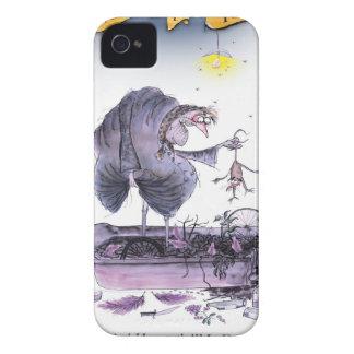 Coque iPhone 4 Case-Mate furet de mA d'ol de Yorkshire d'amour