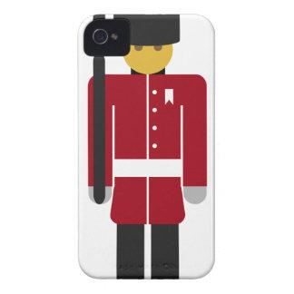 Coque iPhone 4 Case-Mate Garde des Anglais