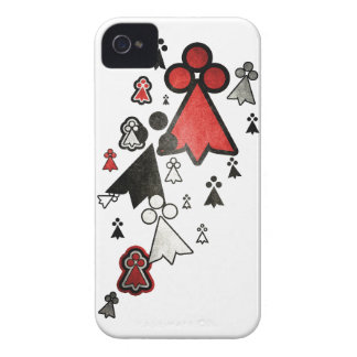 Coque iPhone 4 Case-Mate hermine Bretagne