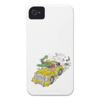 Coque iPhone 4 Case-Mate Illustration de bande dessinée