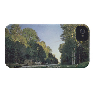Coque iPhone 4 Case-Mate Itinéraire de Chailly, Fontainebleau de Claude