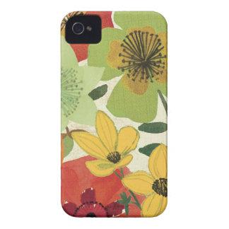 Coque iPhone 4 Case-Mate Jardin Brights