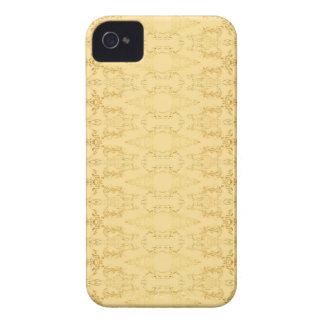 Coque iPhone 4 Case-Mate jaune