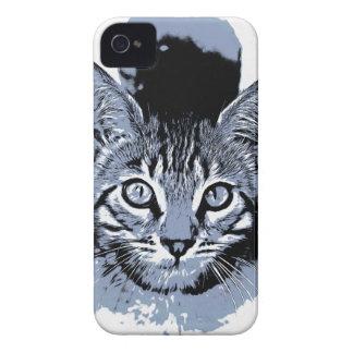 Coque iPhone 4 Case-Mate Kitty mignon