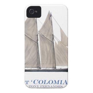 Coque iPhone 4 Case-Mate La Colombie 1871