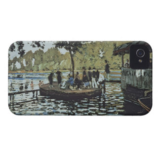 Coque iPhone 4 Case-Mate La Grenouillere de Claude Monet |