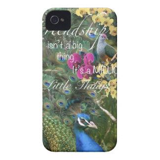 Coque iPhone 4 Case-Mate L'amitié rend les choses impossibles possibles