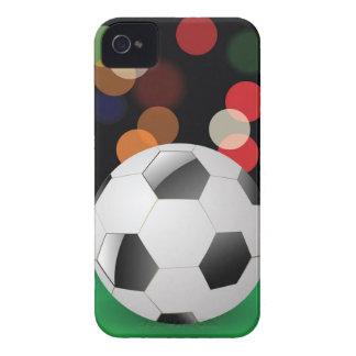 Coque iPhone 4 Case-Mate le football