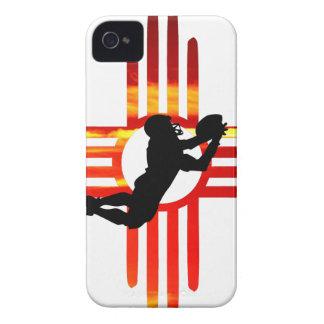 Coque iPhone 4 Case-Mate Le football de nanomètre