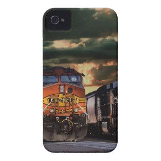 Coque iPhone 4 Case-Mate Locomotives puissantes prêtes à transporter