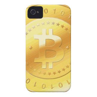 Coque iPhone 4 Case-Mate Logo de Bitcoin