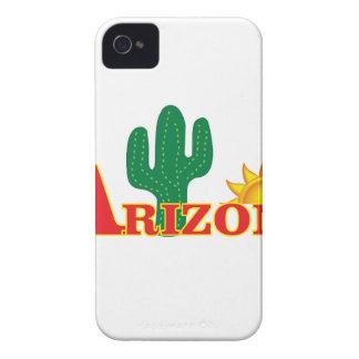 Coque iPhone 4 Case-Mate Logo de l'Arizona simple