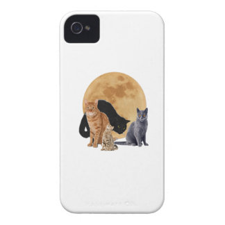 Coque iPhone 4 Case-Mate Lune sauvage
