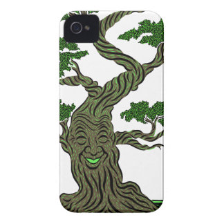 Coque iPhone 4 Case-Mate M. Bonsai