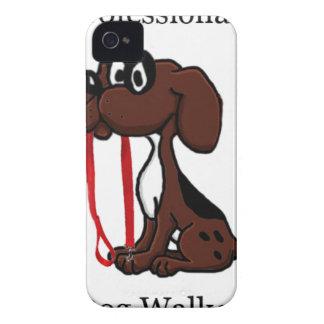 Coque iPhone 4 Case-Mate Marcheur professionnel de chien