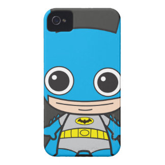 Coque iPhone 4 Case-Mate Mini Batman