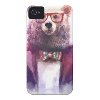 Coque iPhone 4 Case-Mate Mon ours