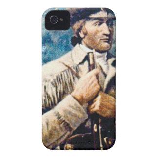 Coque iPhone 4 Case-Mate montagnard de couleur chamois