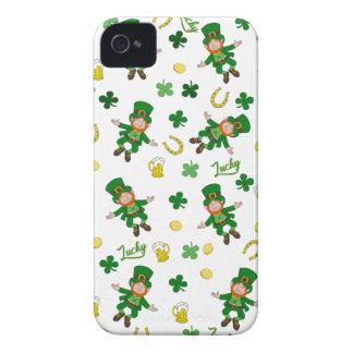 Coque iPhone 4 Case-Mate Motif de Jour de la Saint Patrick