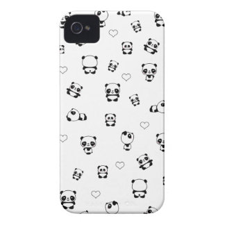 Coque iPhone 4 Case-Mate Motif de panda