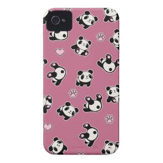 Coque iPhone 4 Case-Mate Motif de panda