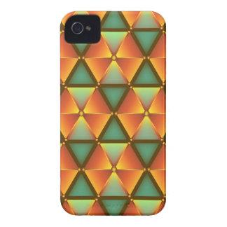 Coque iPhone 4 Case-Mate Motif orange de diamant