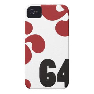 Coque iPhone 4 Case-Mate Multiple croix64.ai