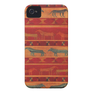 Coque iPhone 4 Case-Mate Mustangs gitans sauvages