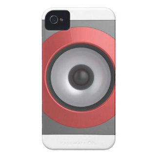 Coque iPhone 4 Case-Mate Orateur