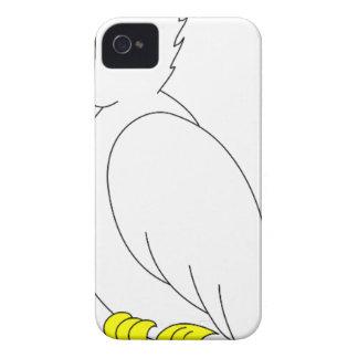 Coque iPhone 4 Case-Mate perroquet #3