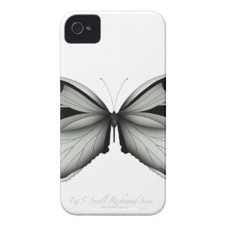 Coque iPhone 4 Case-Mate Petit papillon de sauge de Richmond