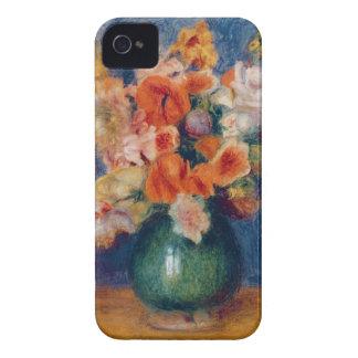 Coque iPhone 4 Case-Mate Pierre un bouquet de Renoir |