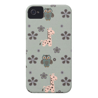 Coque iPhone 4 Case-Mate Playland