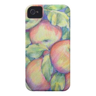 Coque iPhone 4 Case-Mate Pommes de colline de dépôt