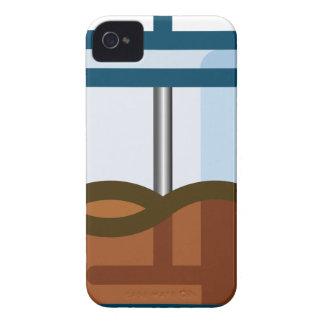 Coque iPhone 4 Case-Mate Pot de café