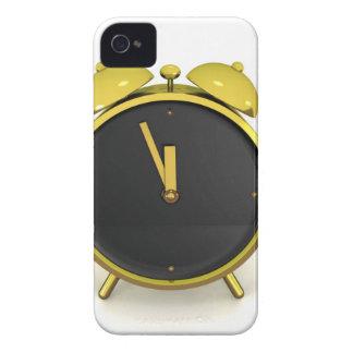 Coque iPhone 4 Case-Mate Réveil d'or