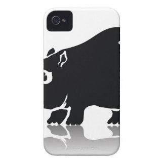 Coque iPhone 4 Case-Mate Rhinocéros