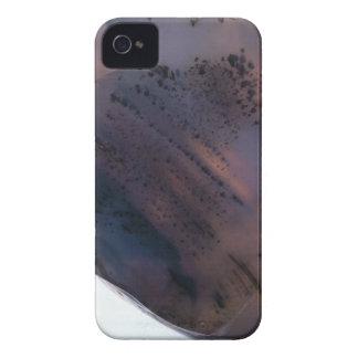 Coque iPhone 4 Case-Mate Roche foncée