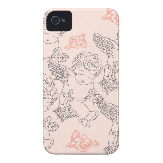 Coque iPhone 4 Case-Mate Rosebud