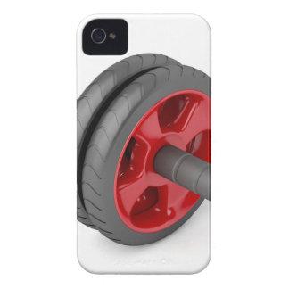 Coque iPhone 4 Case-Mate Roue de tonalité abdominale