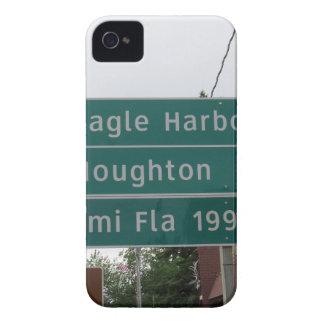 Coque iPhone 4 Case-Mate Signe de Miami