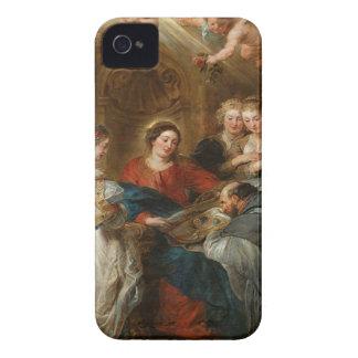 Coque iPhone 4 Case-Mate St de triptyque Idelfonso - Peter Paul Rubens